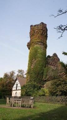 Schloss или крепость, так выглядит здание университета